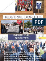 Industrial Disputes by Parth