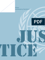 Handbook of Justice and Rule of Law