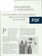GRECO M.B. (2005) Una Perspectiva Del Fracaso Escolar Ligada a La Convivencia en La Escuela.