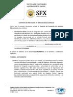 Contrato de Servicios Educativos SFX1