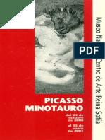 2000022 Fol Es 001 Picasso Minotauro
