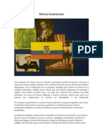 Música Ecuatoriana
