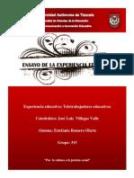 Ensayo Final Estefania Romero Olarte