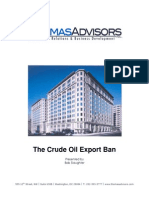 final presentation usoga crude oil ban april 10 2014 bob slaughter