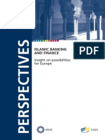Islamic Banking and Finance Insight on Possibilities for Europe