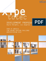 Xipe Totec Affordable Housing development Proposal