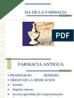 Historia de La Farmacia,Clase