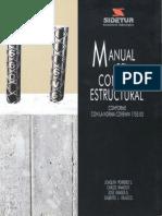 126447501 Manual de Concreto Estructural Conforme Con La Norma Covenin 1753 03 PDF