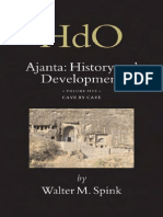 Spink Ajanta Vol 5 Cave by Cave Ajanta History and Development