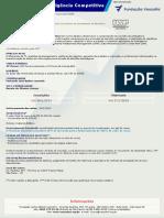 Prospecto MBA-GIC T2