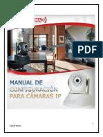 Pasos Configuración de Cámaras IP Control Alarma