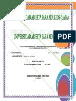Facultad de Ciencias Juridicas y Politicas Recinto Santo Domingo Oriental