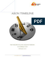 User Manual for Aeon Timeline