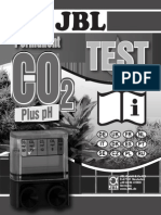 JBL Test-Set CO2 Permanent