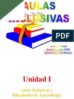 Aulas Inclusivas 2012-2013
