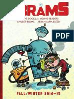 Abrams Kids 2014 Fall Catalog