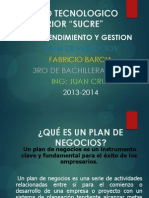 Plan de Negocios (6TO B)