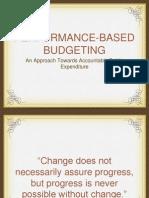 2013 Budget Framework Workshop