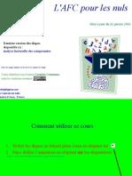 AFC Pour Les Nuls