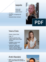 finnish students profiles
