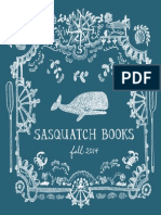 Sasquatch Books' Fall 2014 Catalog