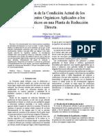 Im03. Evaluacion de La Condicion Actual de Los Recubrimientos Organicos