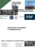 02. Terremotos y Sismicidad. IPGH