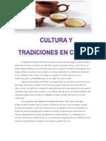 Cultura y Tradiciones en China