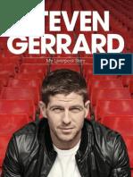 Steven Gerrard My Liverpool Story -
