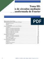 Analisis de Circuitos Con Fourier