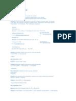 Análisis General de Sistemas, Soportes y Tintas
