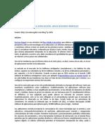 Antecedentes - Horizon Report