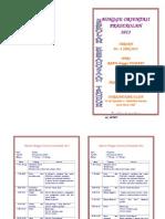 Buku Program Orentasi 2011