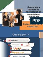 Concursos y Fuentes de Financiación (2)