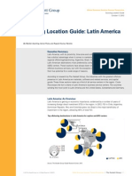 Sourcing Guide Latin America