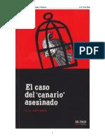 Van Dine S S - El Caso Del Canario Asesinado