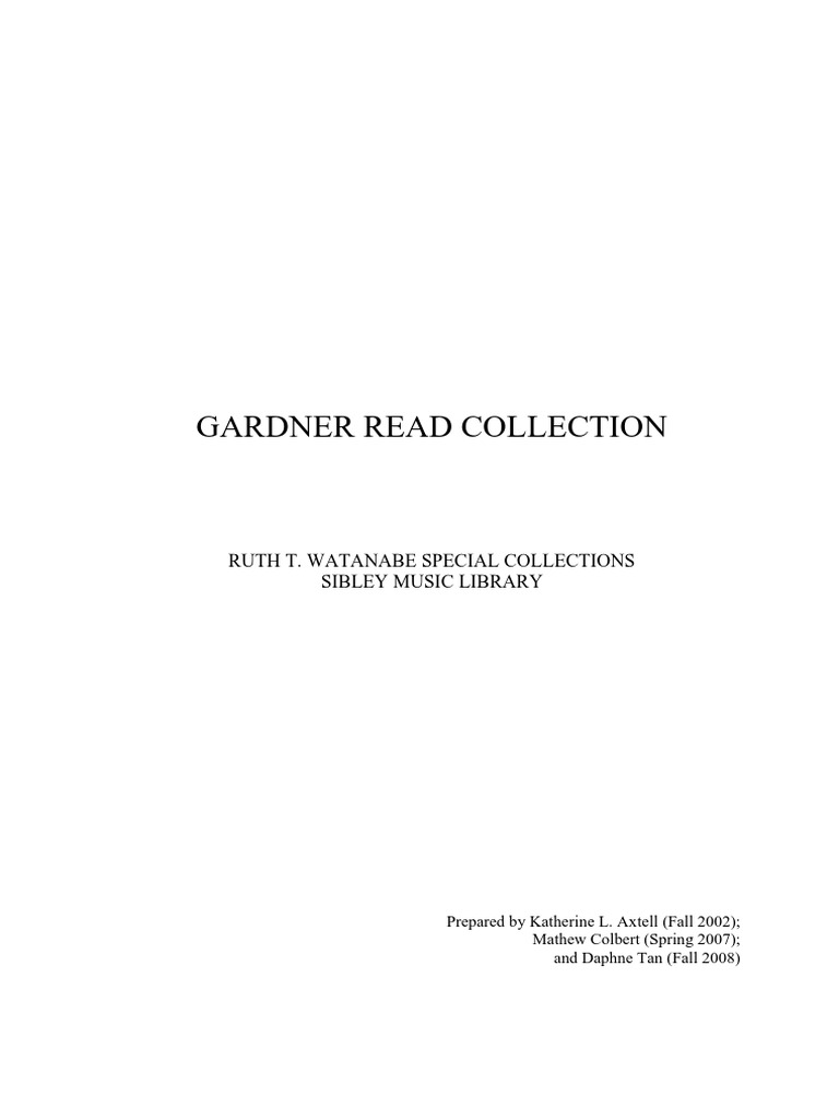 Gardner Read Collection Orchestras Double Bass W123 Instrument Cluster Printed Circuit Board Repairburn6jhfjfjjf