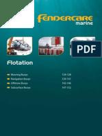Defensas Maritimas - Complete Flotation
