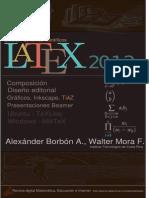 LaTeX - Edicion de Textos Cientificos LaTeX 2012- Mora. W, Borbon. A