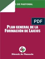 Plan General Formacion de Laicos