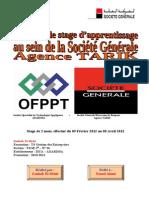 Rapport de Stage (SG)