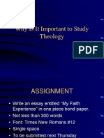 01 Why is It Important to Study Theology - Copy