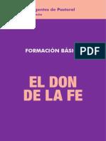 El Don de La Fe 2012