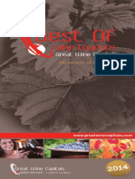 Best of Wine Tourism - The Great Wine Capitals 2014