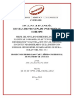 Tesis II - Informe Final