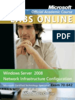 Server Infrastructure Labs 9-10