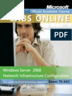 Server Infrastructure Labs 1-3