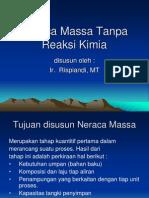 Neraca Massa Tanpa Reaksi Kimia_2.ppt