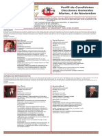 Federal and State Candidate Profile