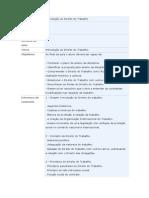 Coletanea de exercicios - Direito do Trabalho I - 2011.1.doc